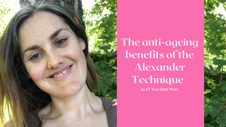 The anti-ageing benefits of the Alexander Technique